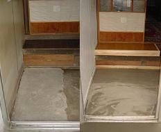 施工事例1:玄関の段差解消・廊下と和室の段差解消:前橋市MT様邸