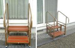 施工事例5:お庭へのアプローチ:前橋市